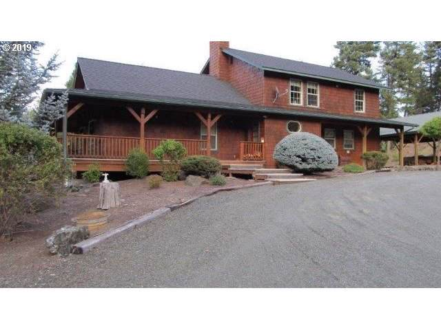 62482 Canyon Creek Ln, Canyon City, OR 97820 (MLS #19606266) :: Townsend Jarvis Group Real Estate