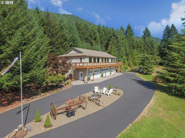 62845 E Boulder Creek Ln, Brightwood, OR 97011 (MLS #19636098) :: Gregory Home Team | Keller Williams Realty Mid-Willamette