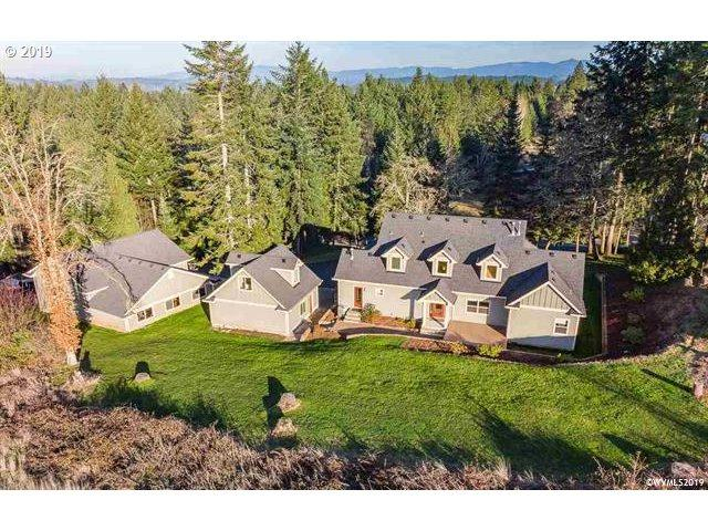 30584 Ty Valley Rd, Lebanon, OR 97355 (MLS #19694235) :: McKillion Real Estate Group