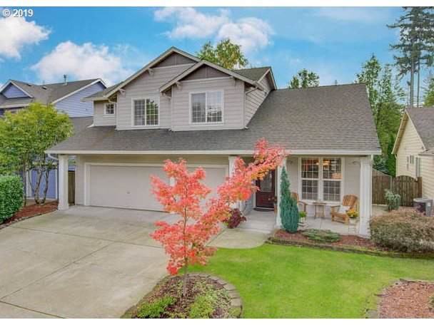 19519 SE 9TH Cir, Camas, WA 98607 (MLS #19695801) :: Homehelper Consultants