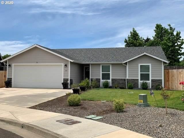 167 Teresa Ct, Winston, OR 97496 (MLS #20000600) :: Townsend Jarvis Group Real Estate