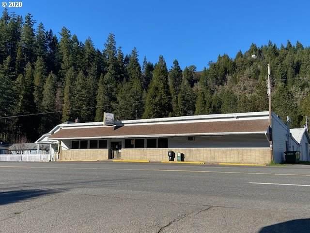 47393 Hwy 58, Oakridge, OR 97463 (MLS #20014068) :: McKillion Real Estate Group