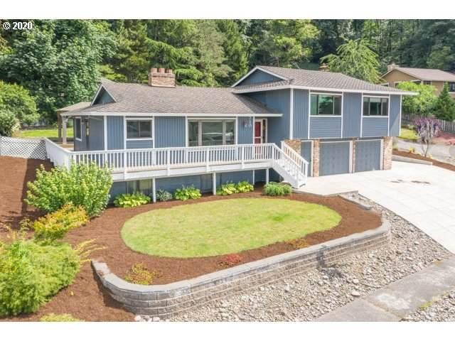 710 SW Blaine Pl, Gresham, OR 97080 (MLS #20045181) :: McKillion Real Estate Group
