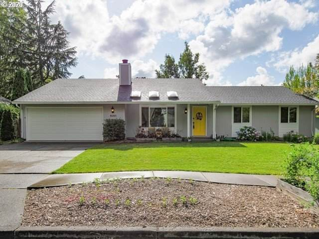 9295 SW Carriage Way, Beaverton, OR 97008 (MLS #20049519) :: Next Home Realty Connection