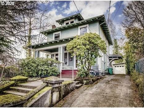 815 SE 60TH Ave, Portland, OR 97215 (MLS #20049781) :: Next Home Realty Connection