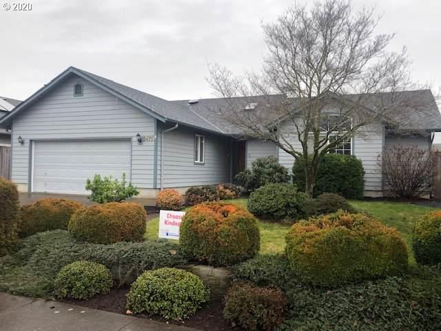 2475 Mangan St, Eugene, OR 97402 (MLS #20057779) :: Song Real Estate