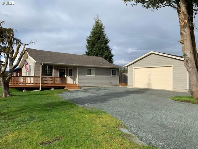 1405 Spruce St, Myrtle Point, OR 97458 (MLS #20059913) :: Gustavo Group