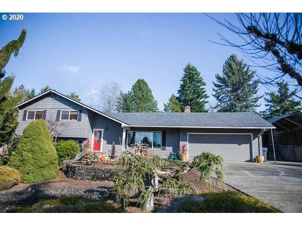 14968 SE Regner Ter, Damascus, OR 97089 (MLS #20062541) :: McKillion Real Estate Group
