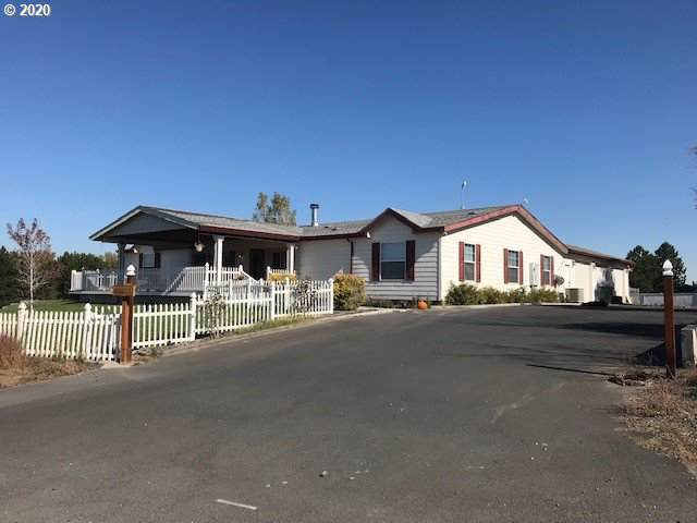 80511 North Hill Dr, Hermiston, OR 97838 (MLS #20067287) :: Townsend Jarvis Group Real Estate