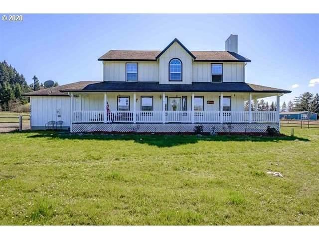 26841 Bellfountain Rd, Monroe, OR 97456 (MLS #20070805) :: McKillion Real Estate Group