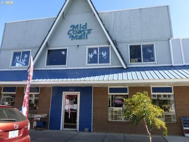 392 Fir Ave, Reedsport, OR 97467 (MLS #20086545) :: Beach Loop Realty