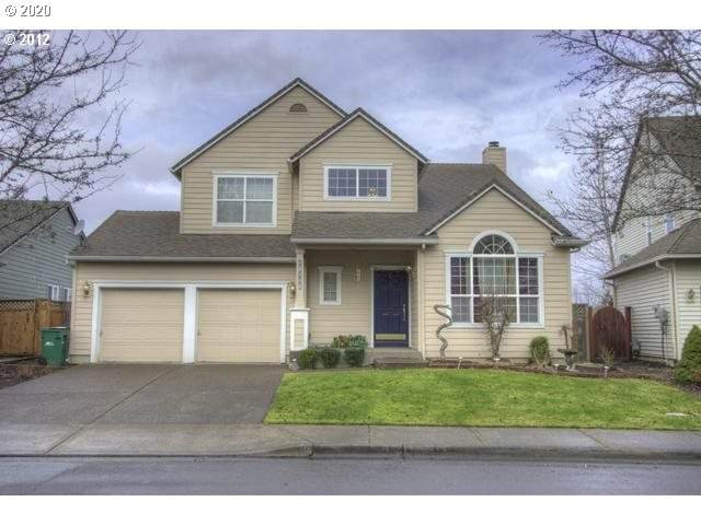 15309 NW Decatur Way, Portland, OR 97229 (MLS #20112661) :: Next Home Realty Connection