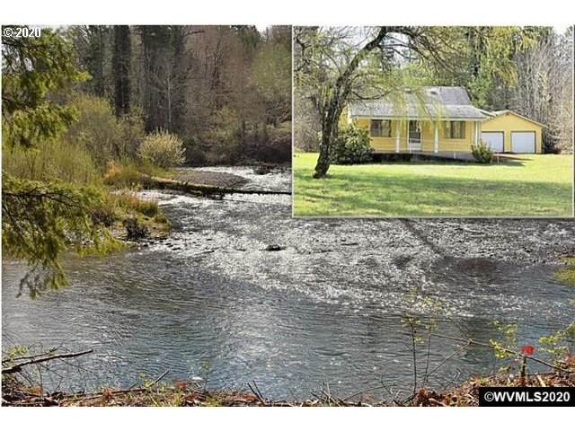 43134 North River Dr, Sweet Home, OR 97386 (MLS #20117727) :: Fox Real Estate Group