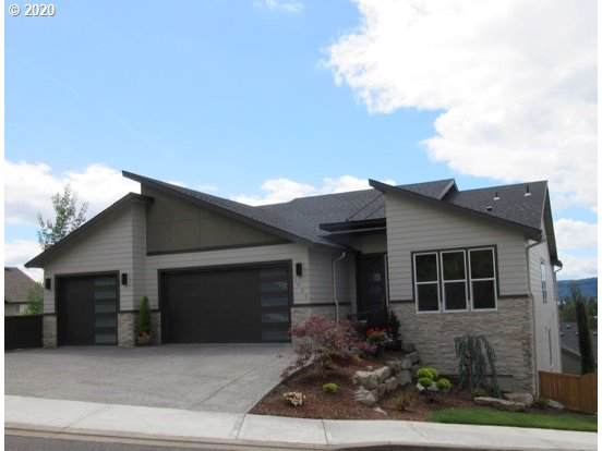 260 W Y St Lot#3, Washougal, WA 98671 (MLS #20125962) :: Townsend Jarvis Group Real Estate
