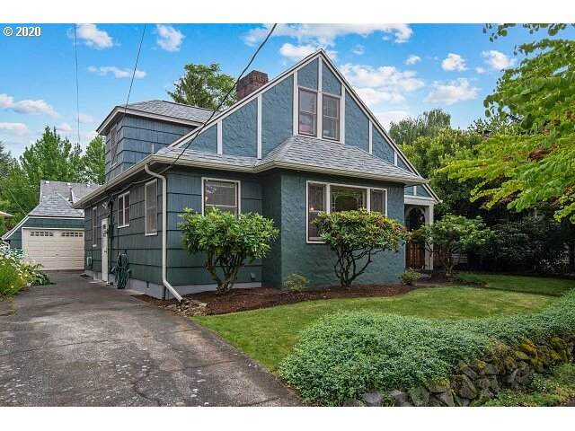 1810 NE 62ND Ave, Portland, OR 97213 (MLS #20152434) :: The Liu Group
