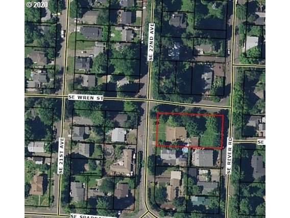 12208 SE 22ND Ave Lot 1, Milwaukie, OR 97222 (MLS #20154923) :: Stellar Realty Northwest