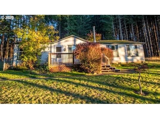 39437 SE Kitzmiller Rd, Eagle Creek, OR 97022 (MLS #20181104) :: Premiere Property Group LLC