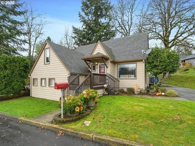 659 NW Logan St, Camas, WA 98607 (MLS #20186155) :: Lux Properties