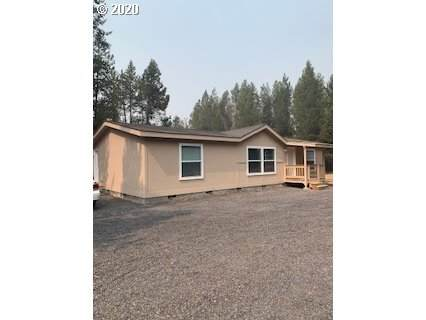 136842 Jug Dr, Crescent, OR 97733 (MLS #20190336) :: Song Real Estate