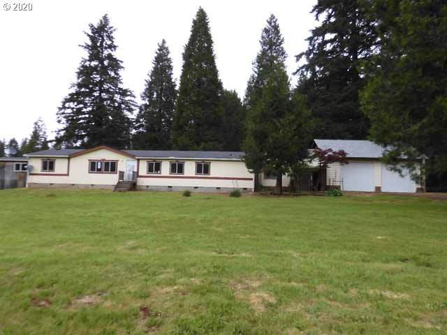 49543 Mountain View Rd, Oakridge, OR 97463 (MLS #20193450) :: Song Real Estate