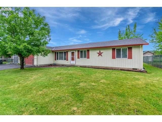 3432 Juniper St, Sweet Home, OR 97386 (MLS #20206679) :: Fox Real Estate Group