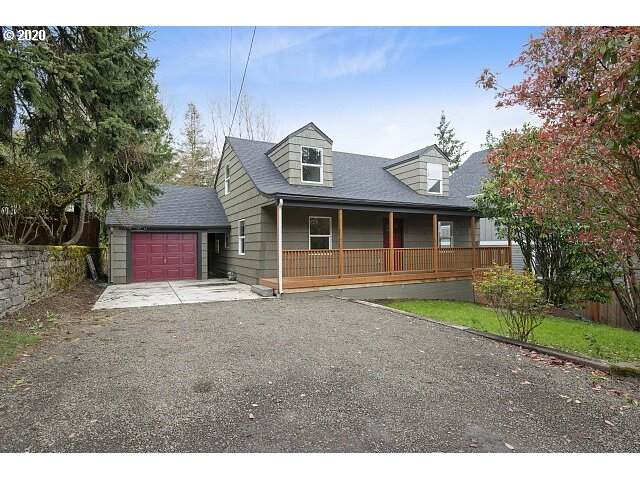 3707 SW Baird St, Portland, OR 97219 (MLS #20215419) :: Next Home Realty Connection
