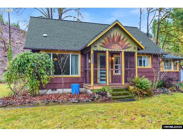 91244 Blue River Rd, Blue River, OR 97413 (MLS #20238113) :: Townsend Jarvis Group Real Estate