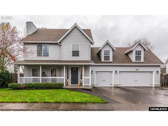 1882 Whitecliff Dr, Albany, OR 97321 (MLS #20252960) :: Holdhusen Real Estate Group