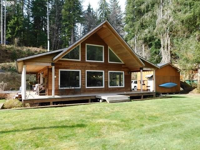 10305 Ridge View Ter, Birkenfeld, OR 97016 (MLS #20259977) :: Song Real Estate