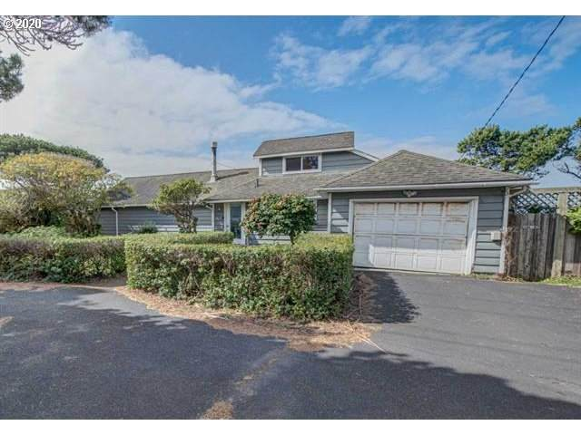 10612 NW Pacific Coast Hwy, Seal Rock, OR 97376 (MLS #20260094) :: Coho Realty