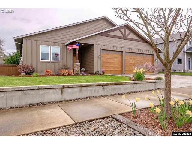 32949 Wildrose Dr, Tangent, OR 97389 (MLS #20262547) :: Change Realty