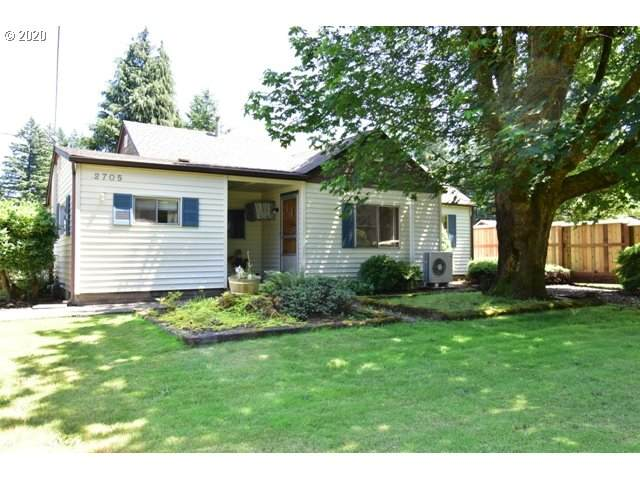 2705 NE 277TH Ave, Camas, WA 98607 (MLS #20269686) :: Fox Real Estate Group
