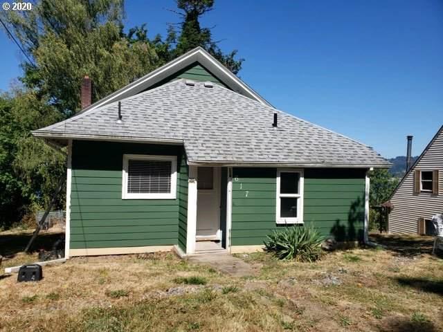 617 E B St, Rainier, OR 97048 (MLS #20275384) :: Song Real Estate