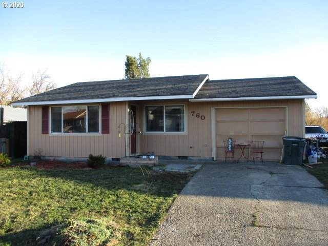 760 Hartford St, Elgin, OR 97827 (MLS #20290592) :: McKillion Real Estate Group