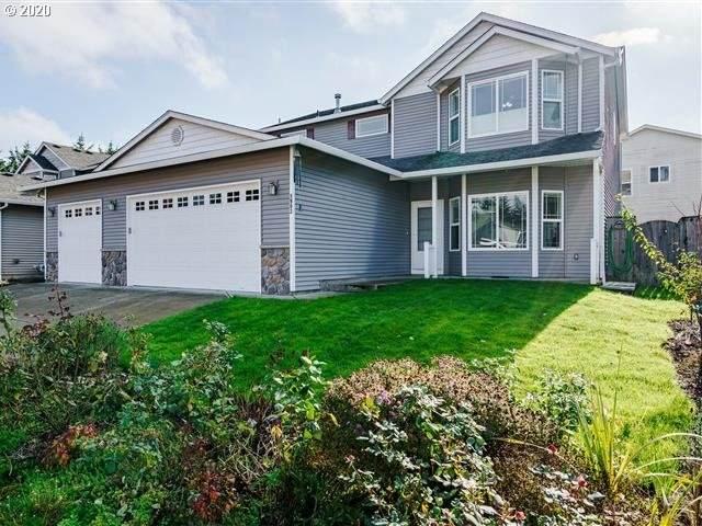 8903 NE 86TH St, Vancouver, WA 98662 (MLS #20296964) :: Fox Real Estate Group