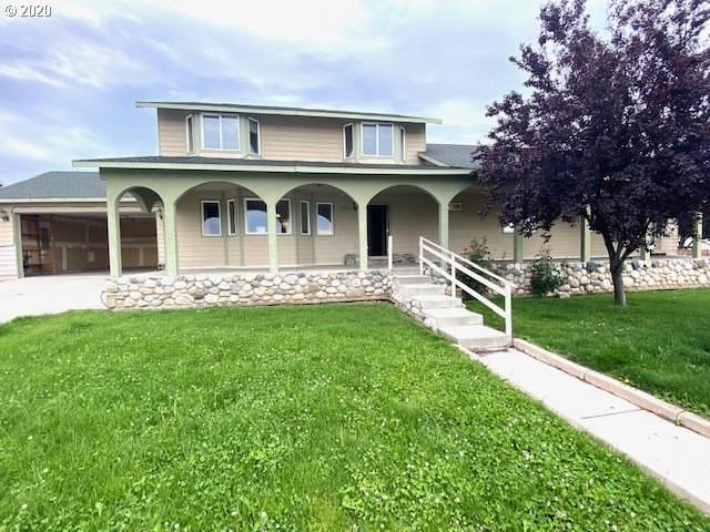1530 Okanogan Ave, Wenatchee, WA 98801 (MLS #20309542) :: Change Realty