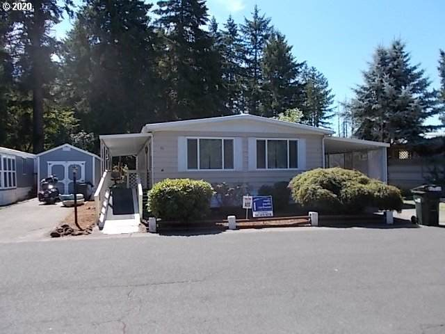 33838 E River Dr Sp 91, Creswell, OR 97426 (MLS #20323564) :: Song Real Estate
