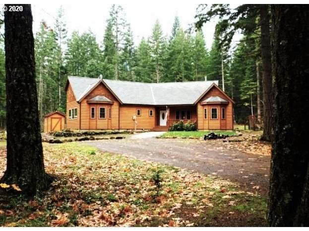 16 Mcilroy Creek Rd, Bz Corner, WA 98672 (MLS #20380314) :: McKillion Real Estate Group