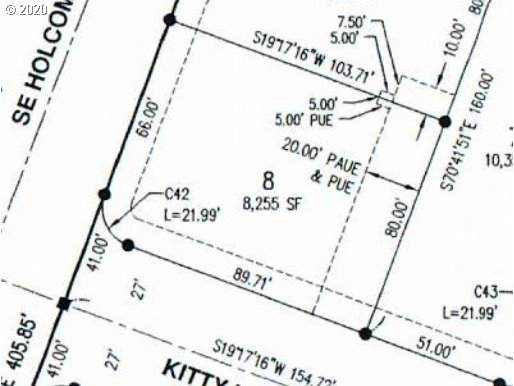 15268 Holcomb Blvd Lot 8, Oregon City, OR 97045 (MLS #20381914) :: Coho Realty