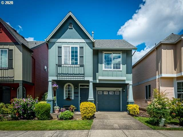 20751 SW Rosemount St, Beaverton, OR 97078 (MLS #20382628) :: McKillion Real Estate Group