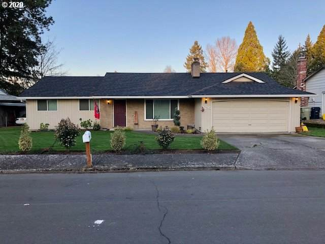 5795 SW 202ND Ave, Aloha, OR 97078 (MLS #20396228) :: Change Realty
