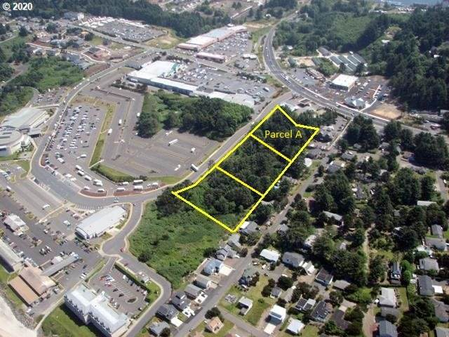 4000 NW 40th St Pcl A, Lincoln City, OR 97367 (MLS #20400021) :: The Pacific Group