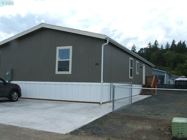 2154 Oregon St St #54, St. Helens, OR 97051 (MLS #20404863) :: Next Home Realty Connection