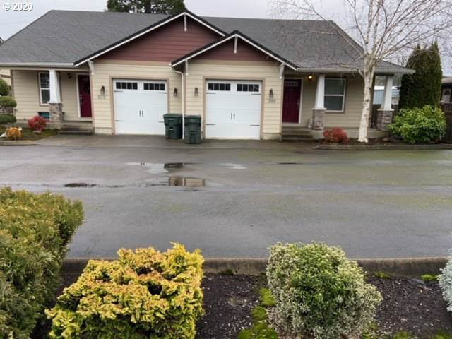 568 E Central Ave, Sutherlin, OR 97479 (MLS #20409459) :: Townsend Jarvis Group Real Estate