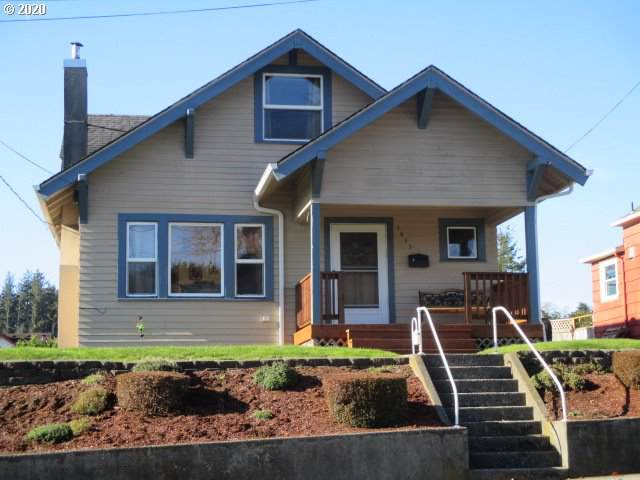 1445 7th St, Astoria, OR 97103 (MLS #20412334) :: Fox Real Estate Group