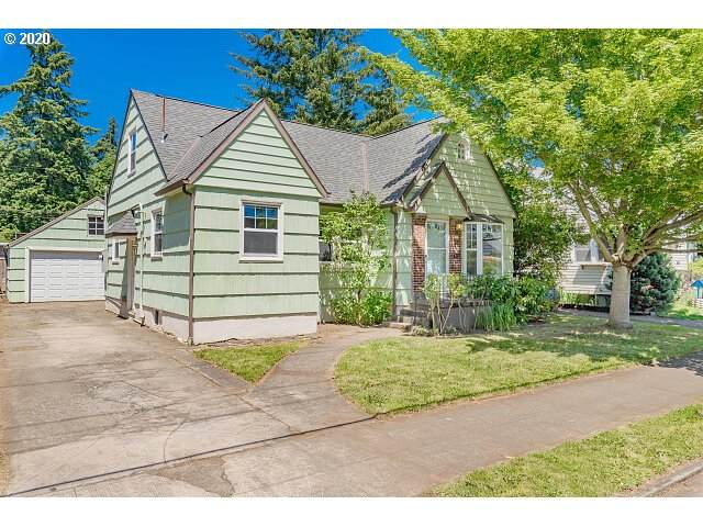 337 N Baldwin St, Portland, OR 97217 (MLS #20416945) :: The Liu Group
