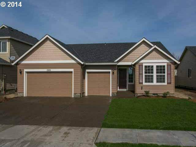 705 Stewart Dr, Molalla, OR 97038 (MLS #20463536) :: Townsend Jarvis Group Real Estate