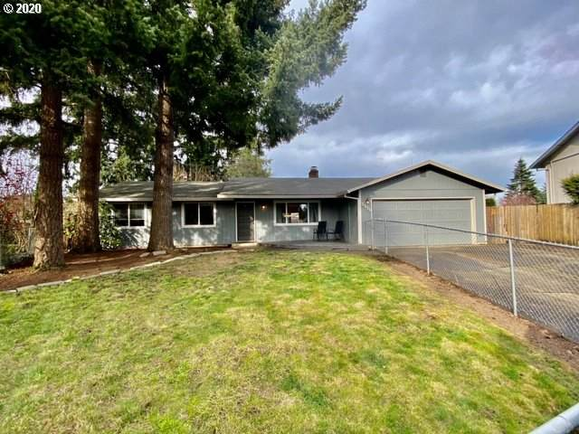5515 NE 41ST Ave, Vancouver, WA 98661 (MLS #20465297) :: Next Home Realty Connection