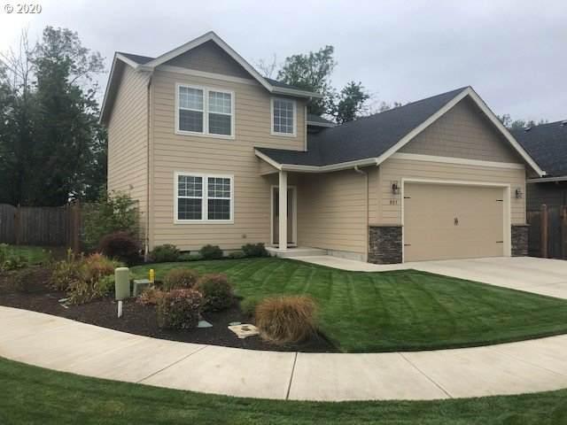 987 Pennington Ct, Eugene, OR 97404 (MLS #20469151) :: Song Real Estate