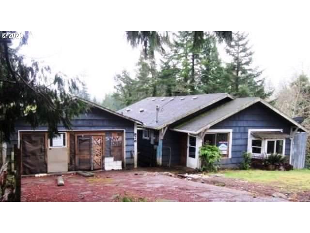 876 NE Hwy 20, Toledo, OR 97391 (MLS #20483024) :: Song Real Estate